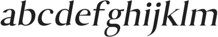 Assassin regular-italic otf (400) Font UPPERCASE