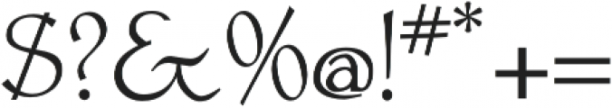 Astaire Pro Regular otf (400) Font OTHER CHARS