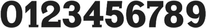 Aster Black otf (900) Font OTHER CHARS