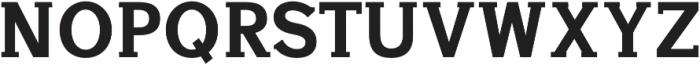 Aster ExtraBold otf (700) Font UPPERCASE