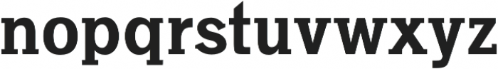 Aster ExtraBold otf (700) Font LOWERCASE