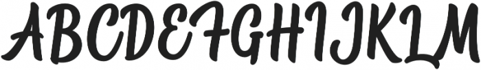 Astonia otf (400) Font UPPERCASE