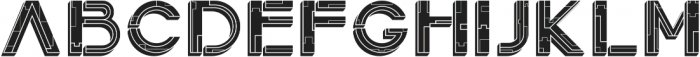 Astro Completed otf (400) Font UPPERCASE