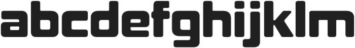 Astrochemistry Regular otf (400) Font LOWERCASE