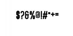 Ashcroft Sans Serif.otf Font OTHER CHARS