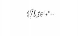 Ashcroft.ttf Font OTHER CHARS