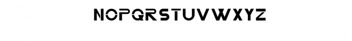 AstroCompletedFont.ttf Font UPPERCASE