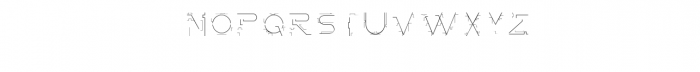 AstroCompletedFont.ttf Font LOWERCASE