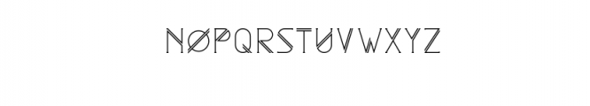 Astrobia Regular.ttf Font LOWERCASE