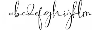 Asgard Signature Font Font LOWERCASE