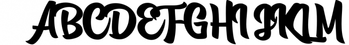 Asking Mind - Logotype Font Font UPPERCASE