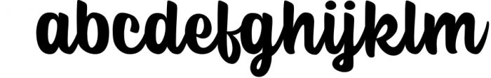 Asking Mind - Logotype Font Font LOWERCASE