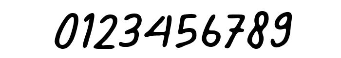 ASCOTA Italic Font OTHER CHARS
