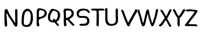 ASCOTA Font UPPERCASE