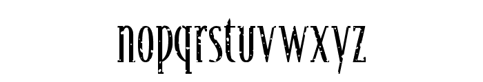As I Lay Dying Logo Font Font LOWERCASE