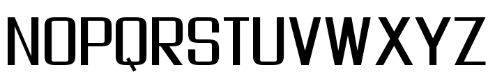 As seen on TV Font UPPERCASE