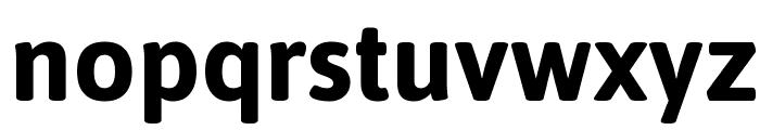 Asap Bold Font LOWERCASE