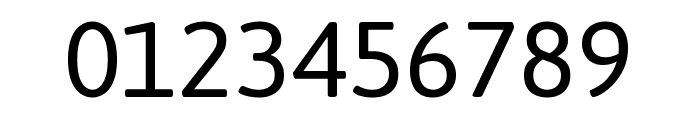 Asap VF Beta Regular Font OTHER CHARS