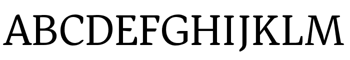 Asar Font UPPERCASE