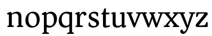 Asar Font LOWERCASE