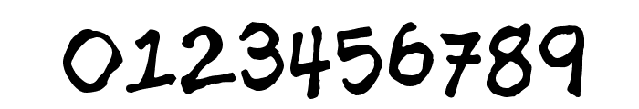 Ashcan BB Font OTHER CHARS