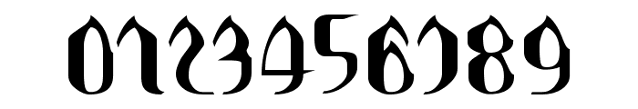 Asie Font OTHER CHARS