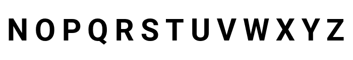 Asimov Distant Font UPPERCASE