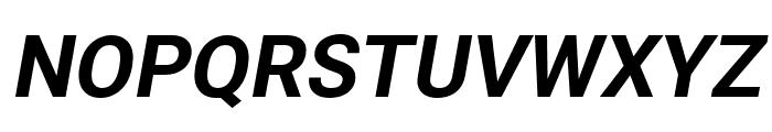Asimov Italic Font UPPERCASE