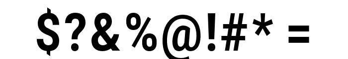 Asimov Narrow Font OTHER CHARS