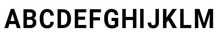 Asimov Narrow Font UPPERCASE
