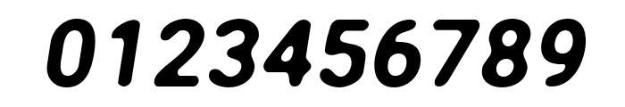 Asimov Print B Italic Font OTHER CHARS