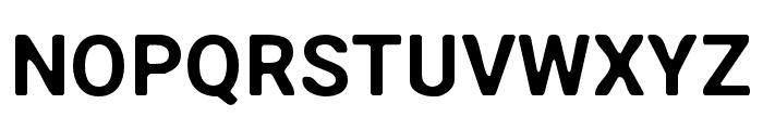 Asimov Print C Font UPPERCASE