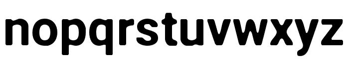 Asimov Print C Font LOWERCASE