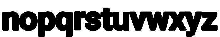 Asimov Print E Font LOWERCASE