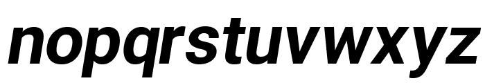 Asimov Pro Bold Oblique Font LOWERCASE