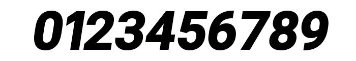 Asimov Pro Ultrablack Oblique Font OTHER CHARS