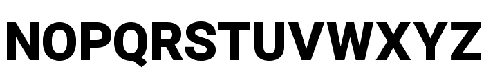 Asimov Pro Ultrablack Font UPPERCASE