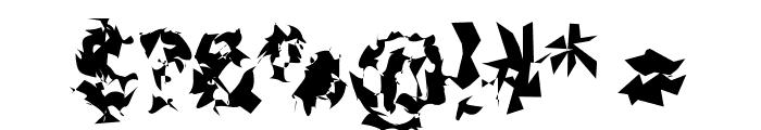 Asimov Silicon Narrow Font OTHER CHARS
