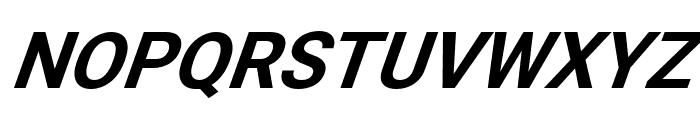 Asimov SuperItalic Font UPPERCASE