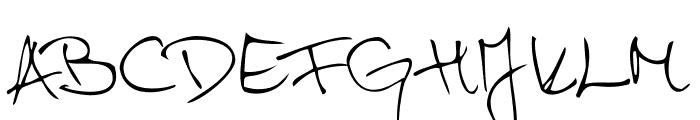 Aspades Regular Font UPPERCASE