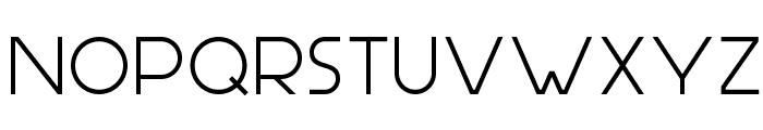 Aspergit-Bold Font UPPERCASE
