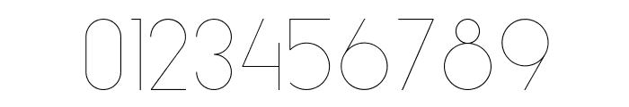 Aspergit-Light Font OTHER CHARS