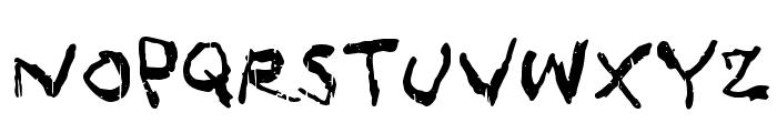 Asqualt Font LOWERCASE