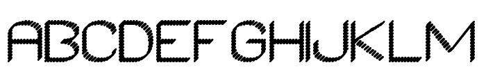 Asrelurio St Font UPPERCASE