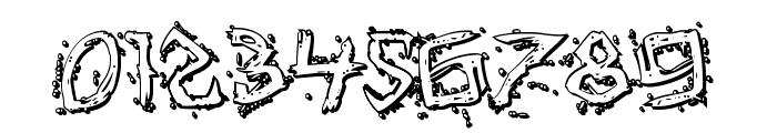 Assassin Nation 3D Regular Font OTHER CHARS