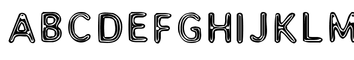 Assimilate Font LOWERCASE