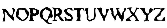 Assimilation Font UPPERCASE