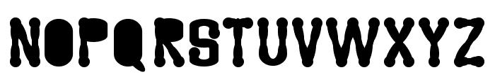 Astakhov Access Degree Serif F Font UPPERCASE