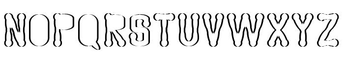 Astakhov Access Degree Serif SF Font LOWERCASE