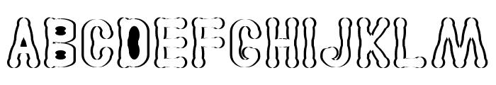 Astakhov Access Degree Serif S Font LOWERCASE
